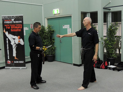 Free Women's Self Defence Course Nov 2012 025
