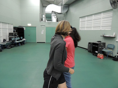 Free Women's Self Defence Course Nov 2012 013