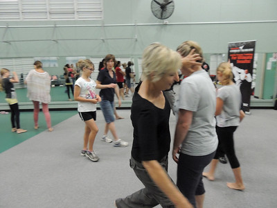 Free Women's Self Defence Course Nov 2012 011