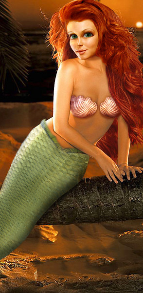 The Real Little Mermaid