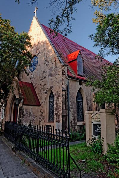 St. John's Reformed Episcopal Church on Anson Street