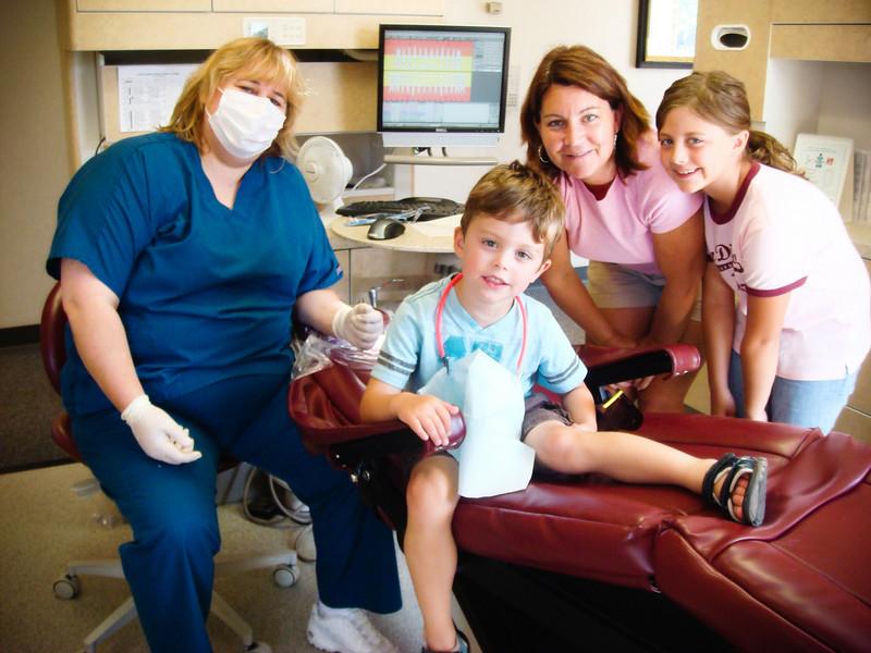 8016 EDIT<br /> <br /> Ist Dental Visit<br /> Charlie
