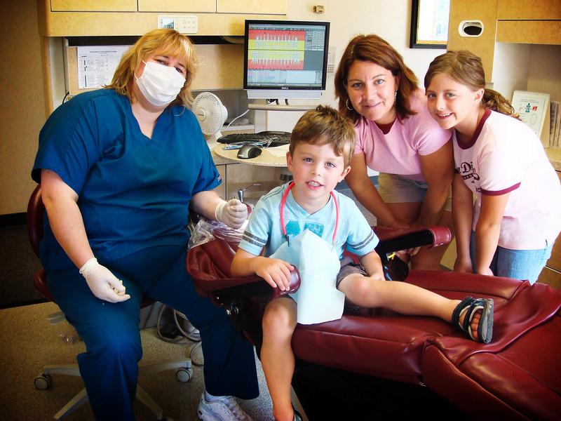 8017 edit<br /> <br /> Ist Dental Visit<br /> Charlie