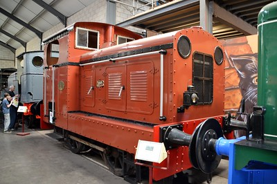 0-4-0DM No5 'Bass'    06/04/15