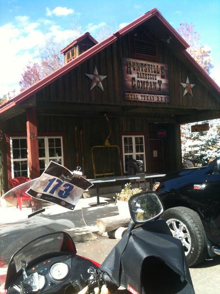 #29 Huntville Barbecue Company, 235 S 7400 E, Huntsville, UT<br /> 20 Oct. 2012