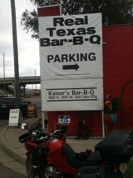 #10 Kaiser's Bar-B-Q, 962 S 300 W, Salt Lake City, UT<br /> 13 Oct 2012
