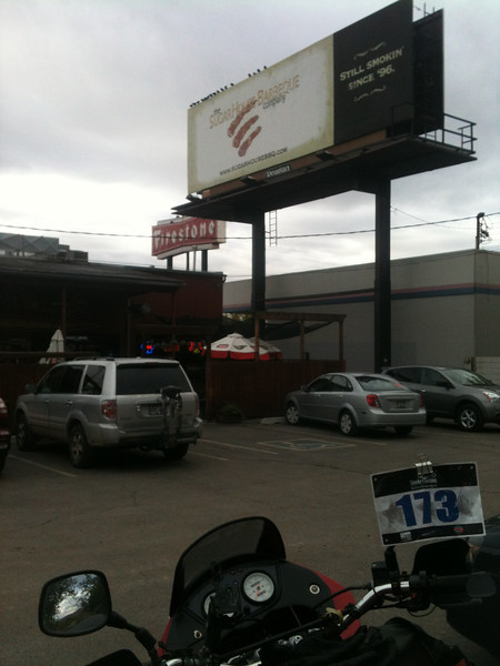 #12 Sugarhouse Barbeque Company, 2207 S 700 E, Salt Lake City, UT<br /> <br /> 13 Oct. 2012