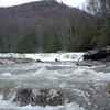 Shaver's Fork, High Falls