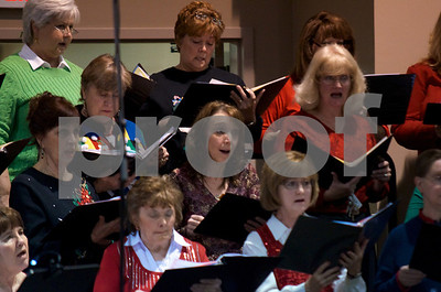 Cheatham County Choral Society Christman Performance 2012