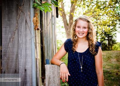 Megan by Barn bright-