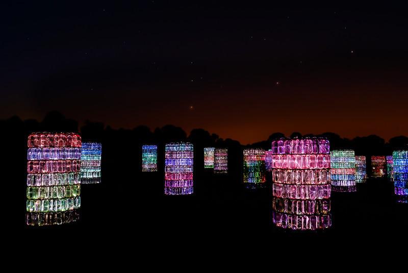 Longwood Gardens Light Display 2012