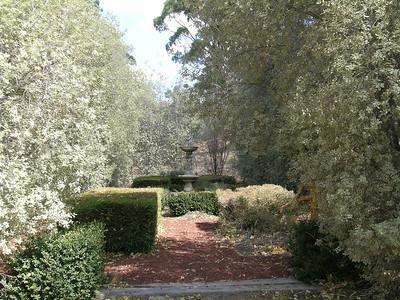 The fancey named garden illusion thingy. Secret garden.