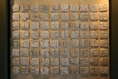 mayan writing found at palenque