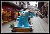 """Hai Bao"" Mascot of Expo 2010 is found everywhere..."