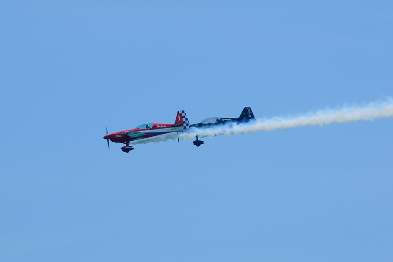 Chicago Air & Water Show 2008, Firebirds
