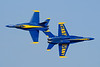 Chicago Air & Water Show 2008, Blue Angels close pass