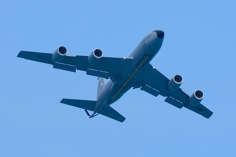 Chicago Air & Water Show 2008, KC-135 Stratotanker