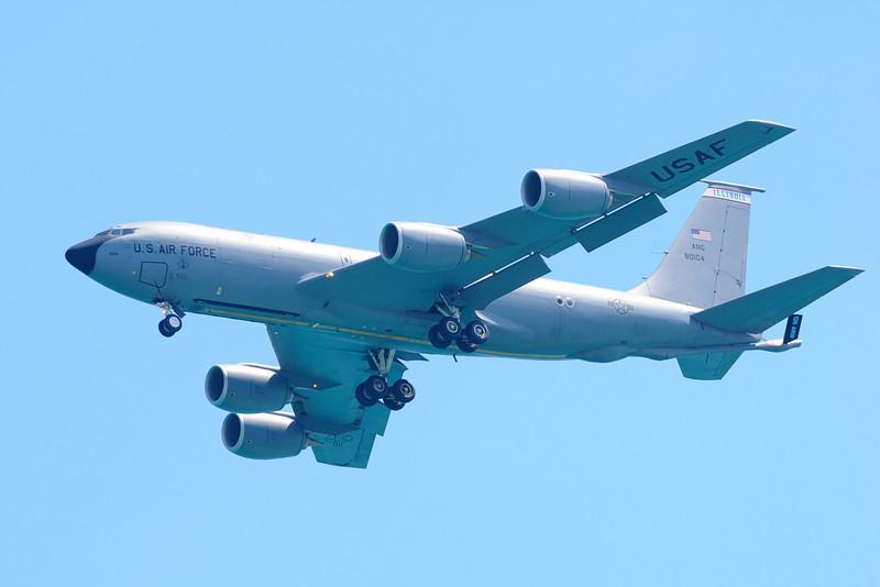 Chicago Air & Water Show 2008, KC-135 Stratotanker