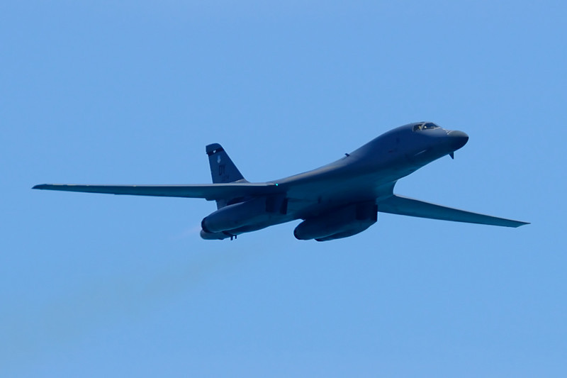Chicago Air & Water Show 2008, B-1 Lancer