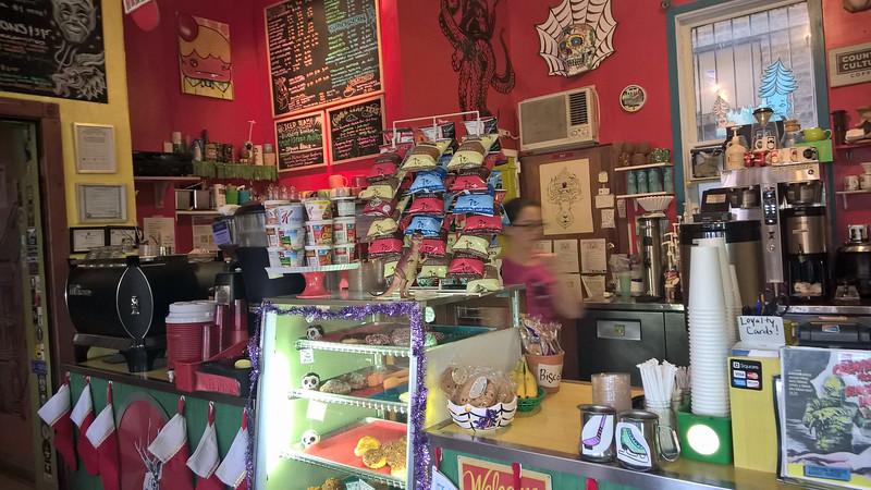 Chicago Coffee Shops - Giard