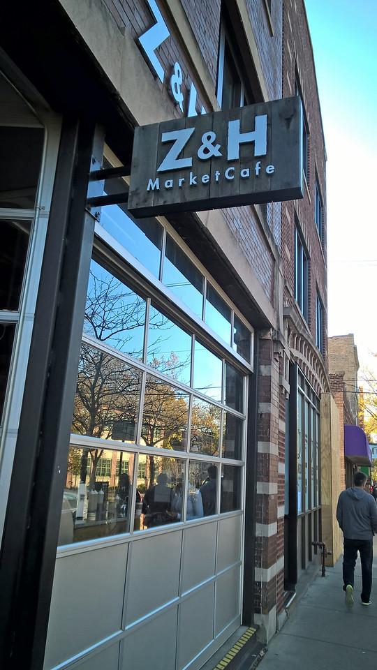 Z&H Market Cafe