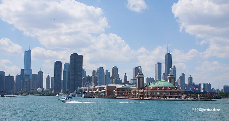 Navy Pier Chicago, Illinois 2010
