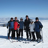 Skiing with David and friends @ Park City