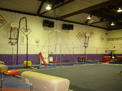 Our old Gym