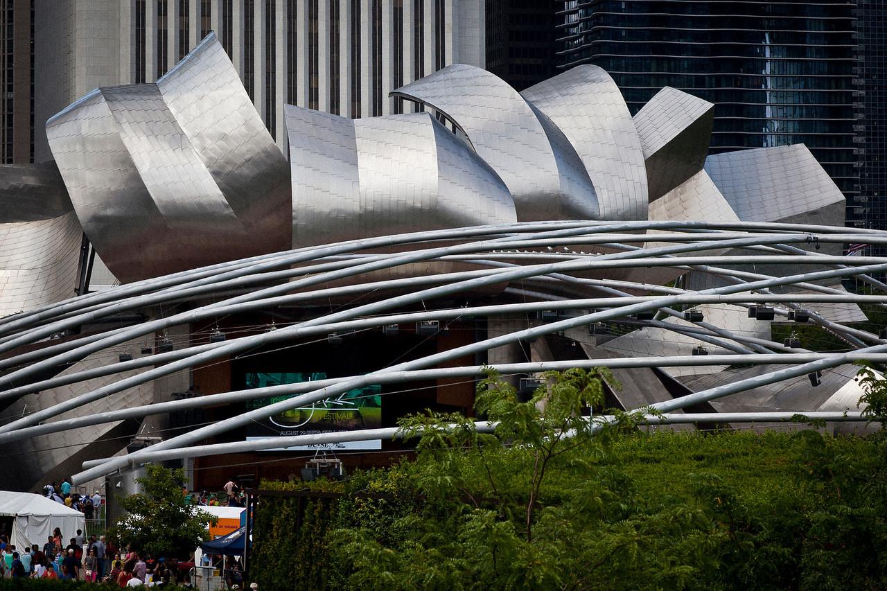 Chicago - Building Sculpture