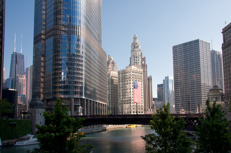 Chicago River 9-11-11