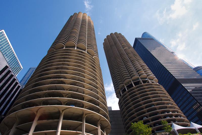 Marina Towers 1
