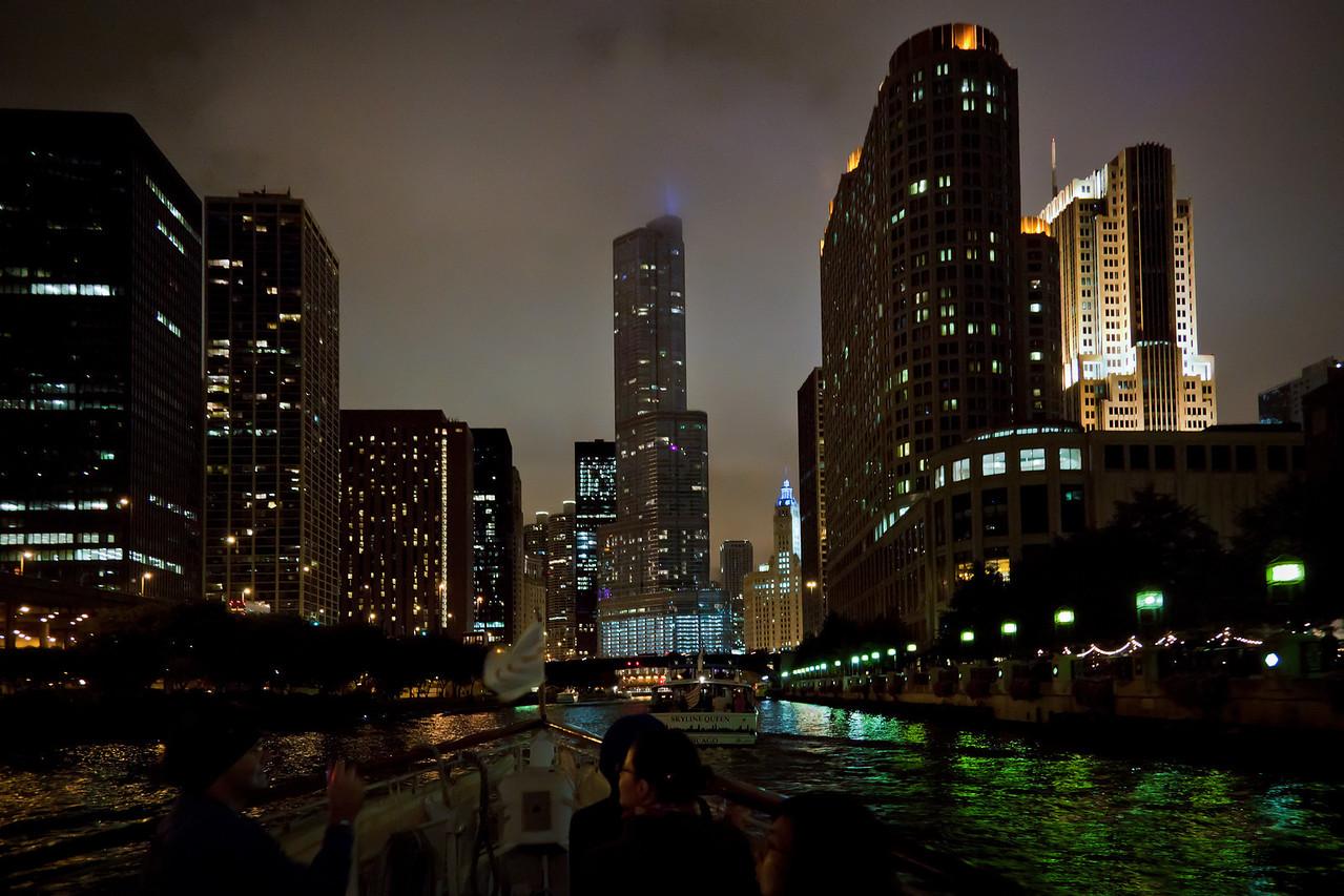 Chicago - River Lights (3)