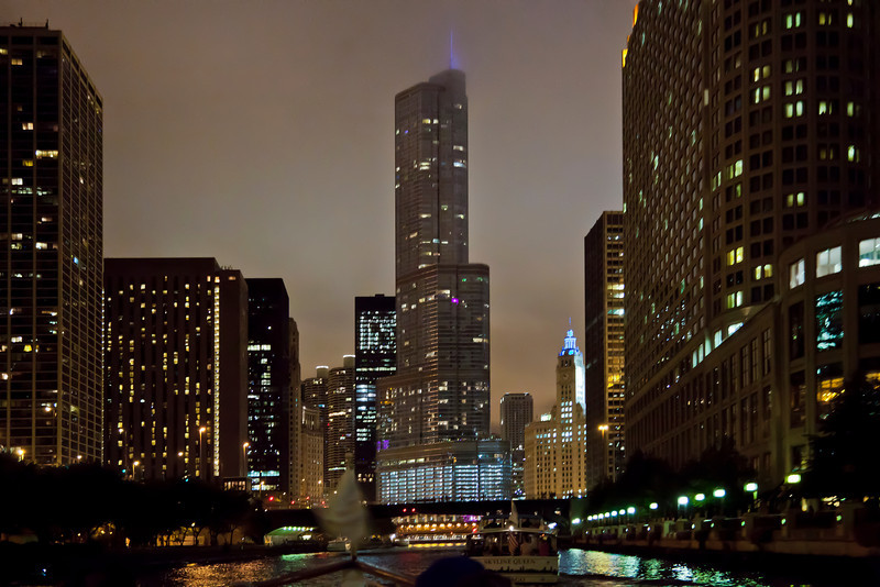 Chicago - River Lights