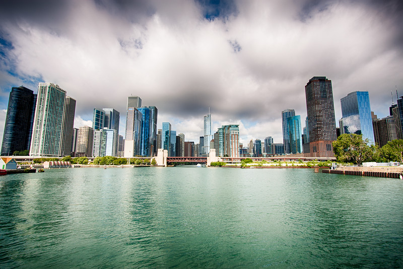 Chicago River inlet