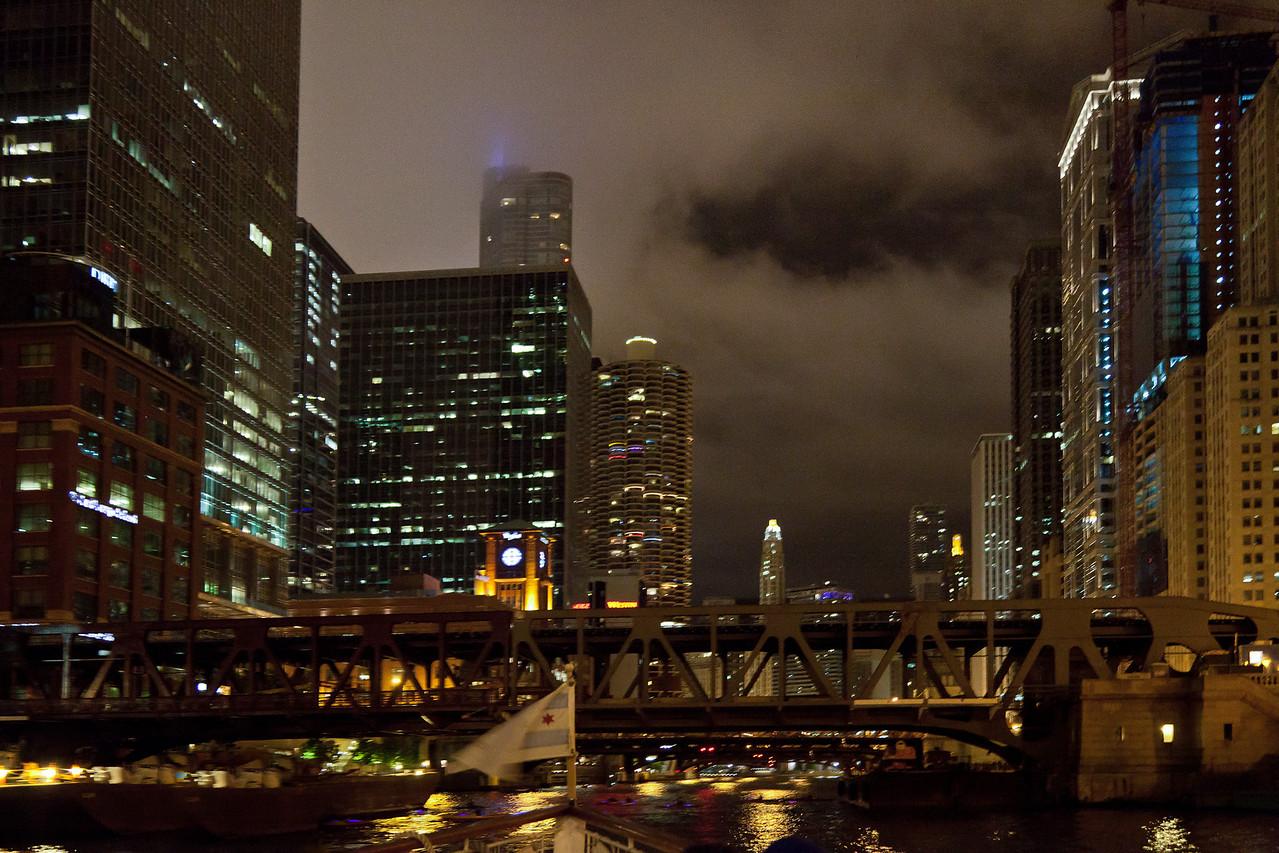 Chicago - River Lights (2)