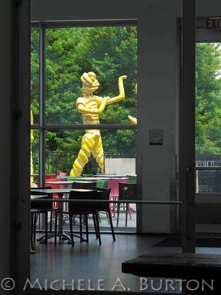 <i>Ganz Grosse Geister (Big Spirits XL)</i> Museum of Contemporary Art