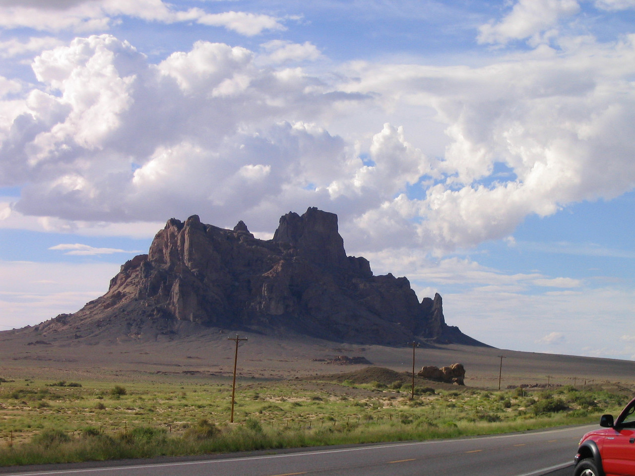 the new Shiprock, AZ
