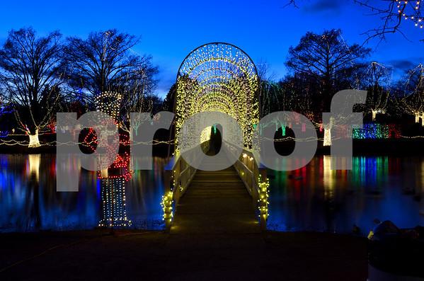 Chickasha Lights