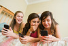 TA15.14 / How did Sullivan think friendship changes in adolescence?<br /> <br /> There was another comment on the VAM that the phone in the pick-up image is outdated. The pick-up is available so we can use it if you prefer. I have posted some other options for you. <br /> <br /> Choice 11 of 13<br /> <br /> Tallahassee, Florida, USA --- Caucasian teenage girls text messaging on cell phone --- Image by © Kevin Dodge/Blend Images/Corbis