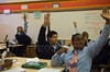 UN13.15 / New photo of same-sex education of boys only elementary school classroom with all African American boys and an African American male teacher. These were pretty hard to find. Hopefully, one of these will work.<br /> <br /> Choice 11 of 18