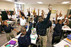 UN13.15 / New photo of same-sex education of boys only elementary school classroom with all African American boys and an African American male teacher. These were pretty hard to find. Hopefully, one of these will work.<br /> <br /> Choice 10 of 18