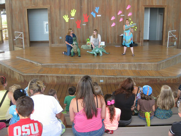 Children enjoy varied Southwest Branch Library Summer programs