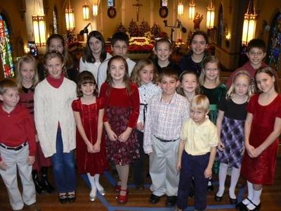 Children's Choir 2007