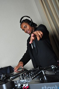 "Award-Winning Performer and DJ, Tony ""T-Rep"" Betton, Jr., a two-time Winner of The 2010 YEGA Award."