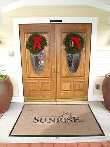 Sunrise Assisted Living Center.