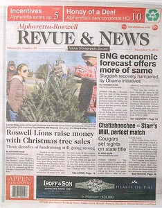 The Alpharetta-Roswell Revue & News