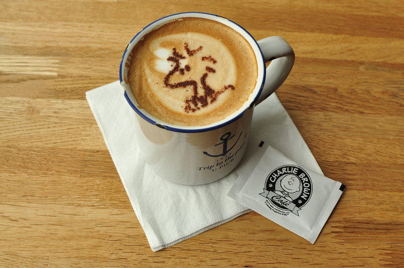 Woodstock Latte