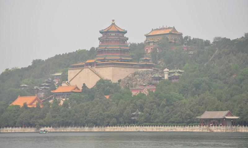 Summer Palace smog