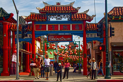 Chinatown -- November, 2011