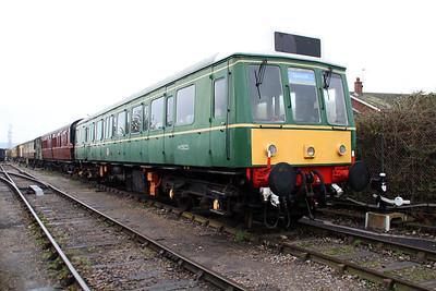Class 121 Bubblecar W55023.